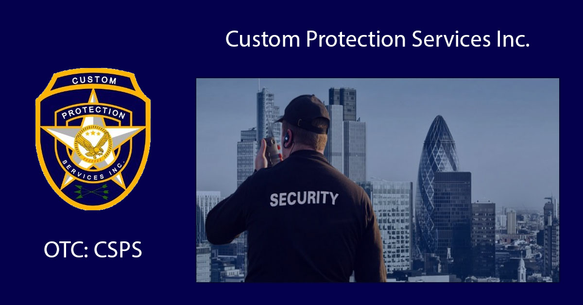 Custom Protection Services Inc. (CSPS)