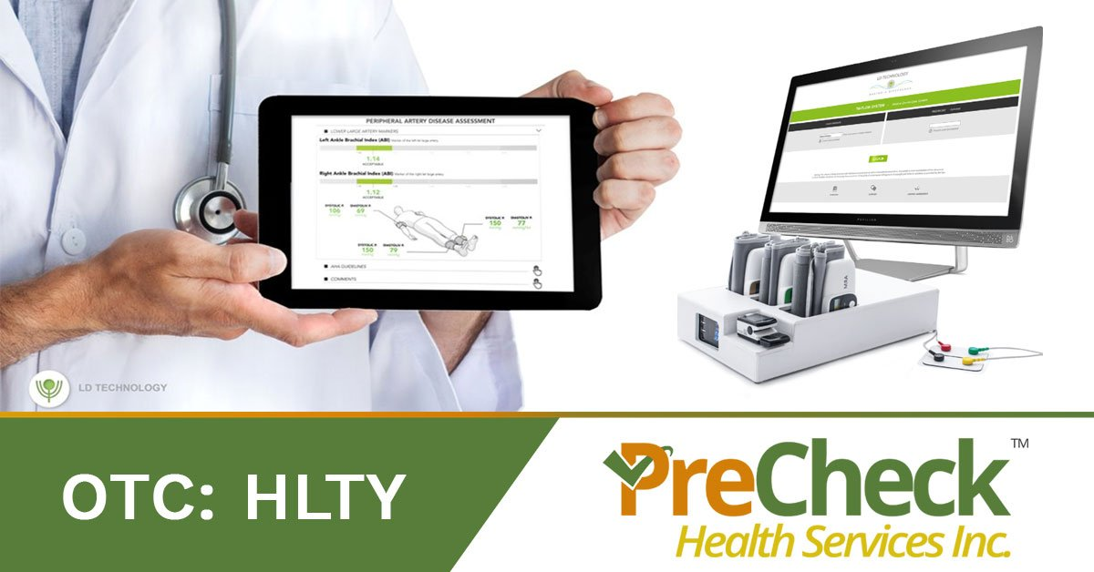 PreCheck Health Services, Inc.