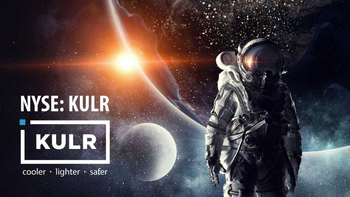 KULR Technologies logo in space - smallcapvoice