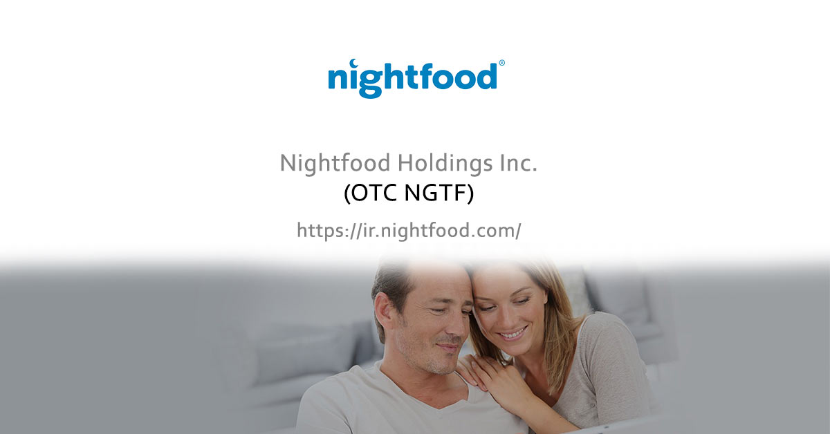 NightFood Holdings Inc