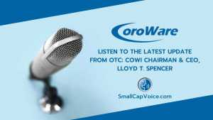interview with coreware chairman and ceo
