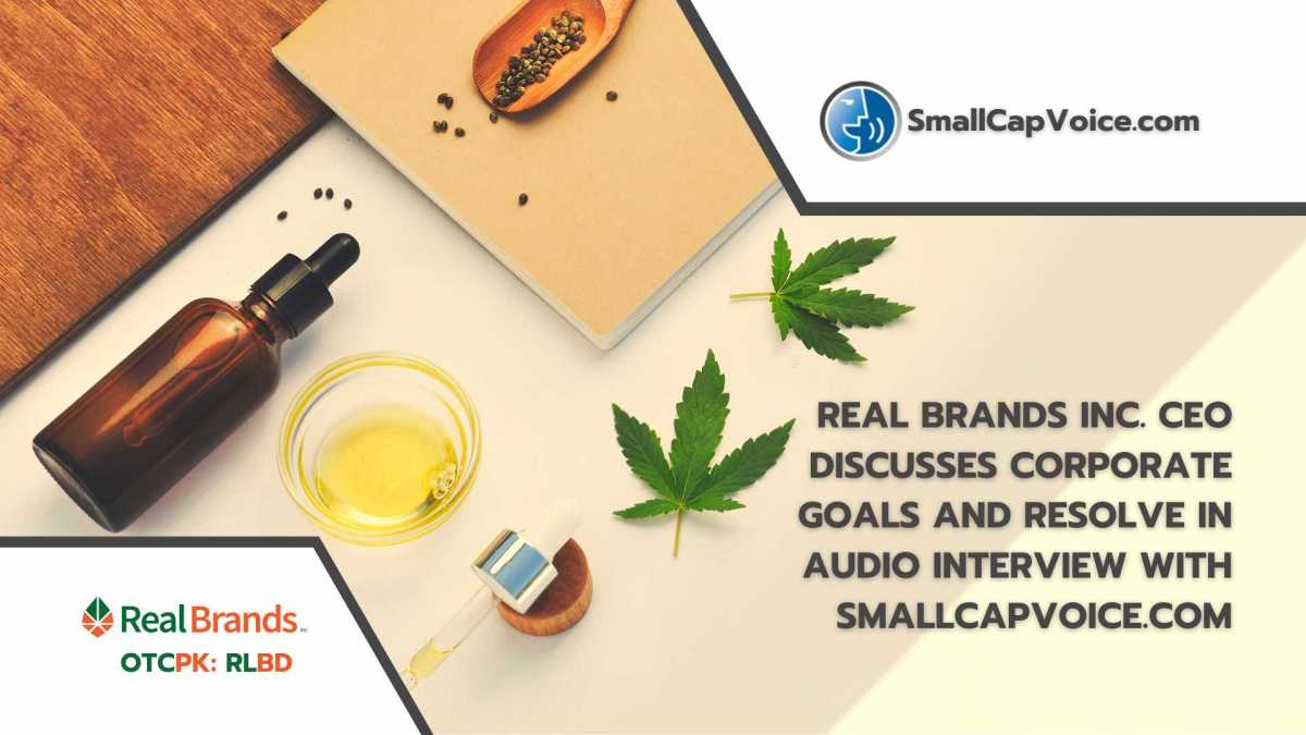 Real Brands Inc RLBD - smallcapvoice