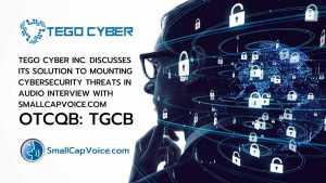 Tego Cyber Inc. talks with SmallCapVoice.com