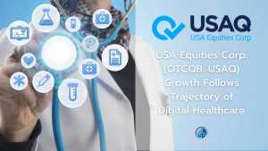 USAQ growth follows trajectory of digital healthcare